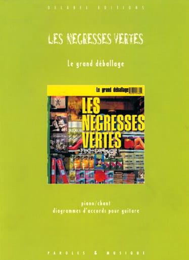 Le Grand Déballage - Les Negresses Vertes - laflutedepan.com
