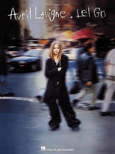 Let Go - Avril Lavigne - Partition - Pop / Rock - laflutedepan.com