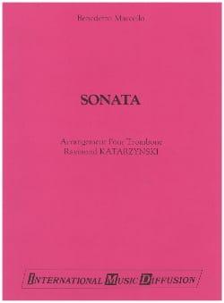 Benedetto Marcello - Sonata - Partition - di-arezzo.fr
