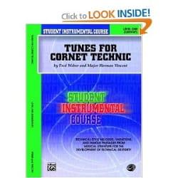 Tunes For Cornet Technic Level One - laflutedepan.com
