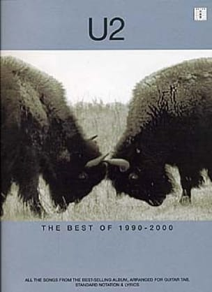 U2 - The Best Of 1990-2000 - Partition - di-arezzo.co.uk