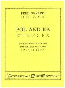 Pol And Ka - Fred Gerard - Partition - Trompette - laflutedepan.com