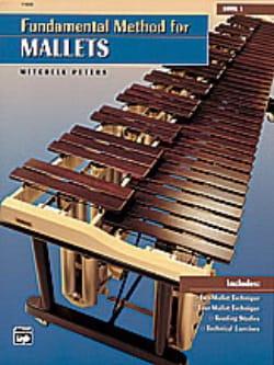 Mitchell Peters - Método fundamental para el libro 1 de mazos - Partition - di-arezzo.es