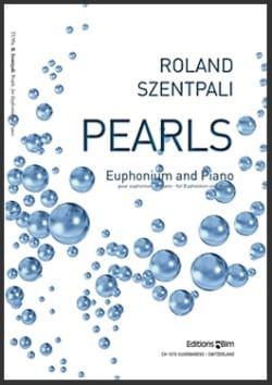 Pearls - Roland Szentpali - Partition - Tuba - laflutedepan.com