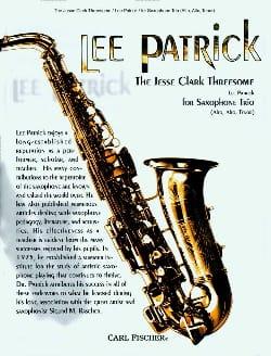 The Jess Clark Threesome - Lee Patrick - Partition - laflutedepan.com