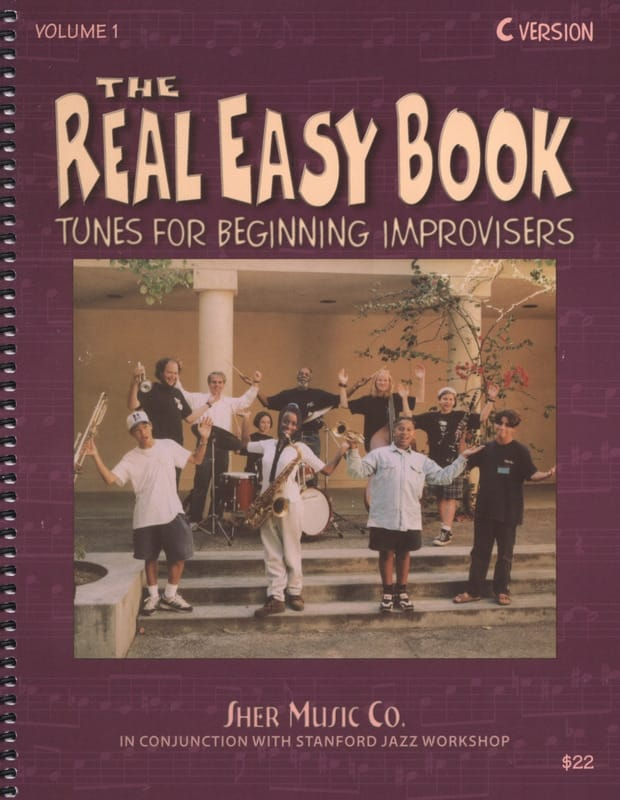 The Real Easy Book Volume 1 - Partition - Jazz - laflutedepan.com