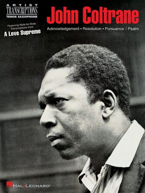 A Love Supreme - John Coltrane - Partition - laflutedepan.com