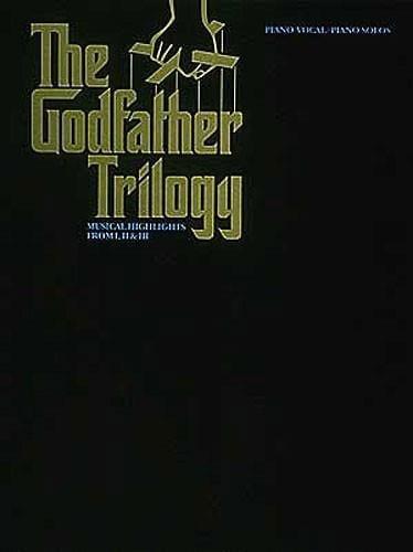 Nino Rota - The Godfather - The Trilogy - Partition - di-arezzo.co.uk