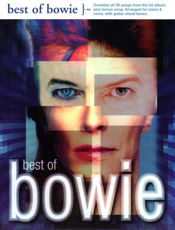David Bowie - Best Of Bowie - Partition - di-arezzo.com