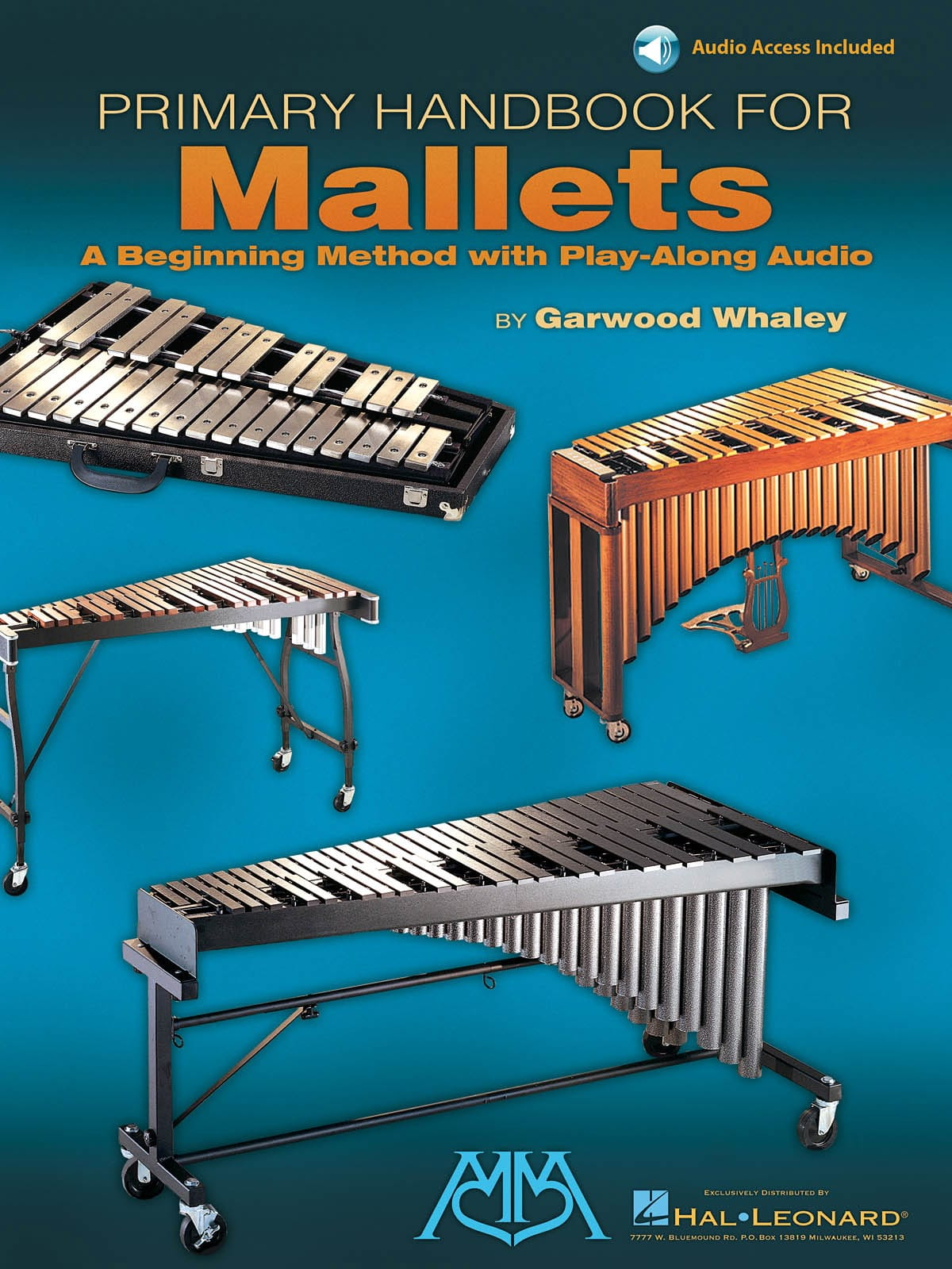 Garwood Whaley - Primary Handbook For Mallets - Partition - di-arezzo.com