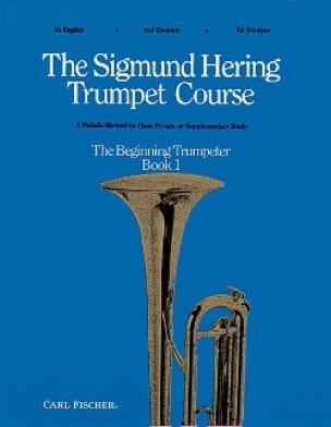 Sigmund Hering - The Sigmund Hering Trumpet Course Book 1 - Partition - di-arezzo.com