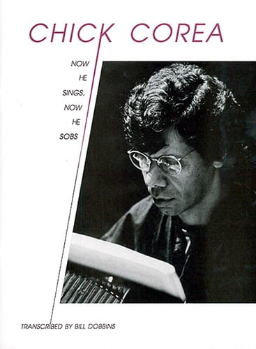 Chick Corea - Now He Sings, Now He Sobs - Partition - di-arezzo.com