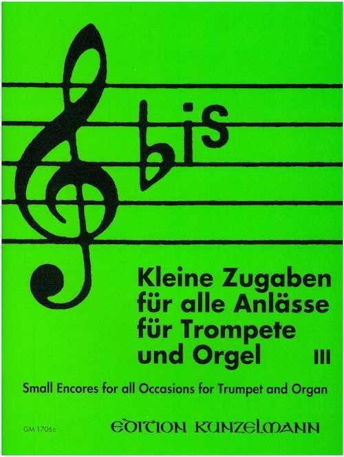 Bis Vol 3. Trompette - Partition - Trompette - laflutedepan.com