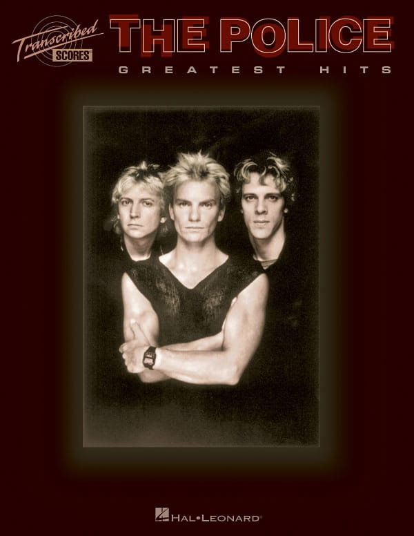 The Police - The Police Greatest Hits Scores - Partition - di-arezzo.com