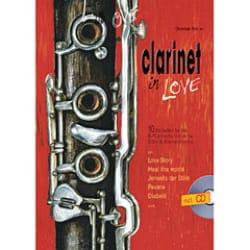 Clarinet In Love - Partition - Clarinette - laflutedepan.com