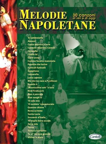 - Melodie Napoletane - Partition - di-arezzo.co.uk