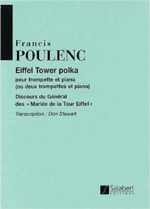 Eiffel Tower Polka - POULENC - Partition - laflutedepan.com