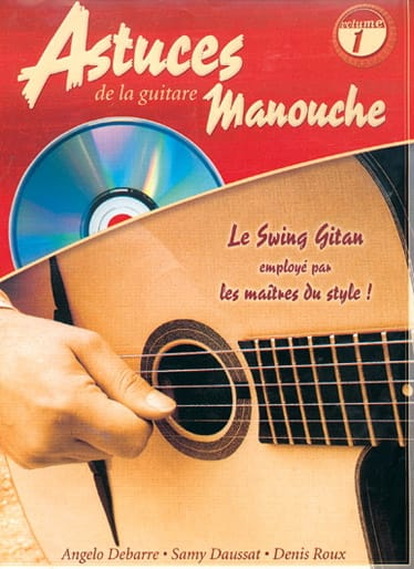 COUP DE POUCE - Tips of the Gypsy Guitar Volume 1 - Partition - di-arezzo.co.uk