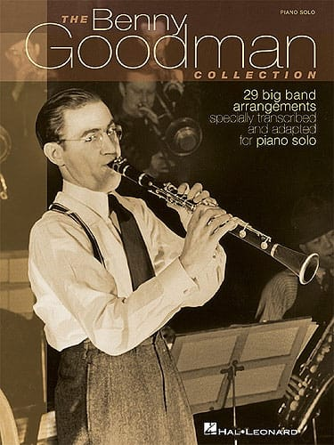 Benny Goodman - The Benny Goodman Collection - Partition - di-arezzo.co.uk