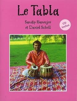 Le Tabla - Barnerjee S. / Schell D. - Partition - laflutedepan.com
