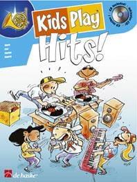 Kids Play Hits - Partition - Cor - laflutedepan.com