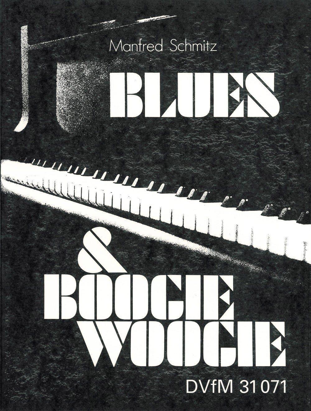 Manfred Schmitz - Blues - Boogie Woogie - Partition - di-arezzo.com