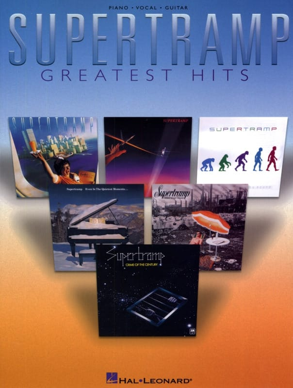 Supertramp - Greatest Hits - Partition - di-arezzo.co.uk
