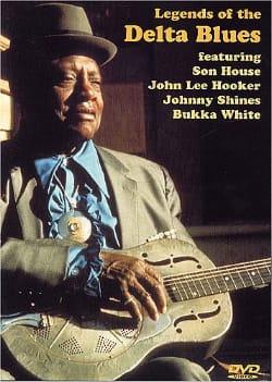 DVD - Legends Of The Delta Blues - Partition - laflutedepan.com