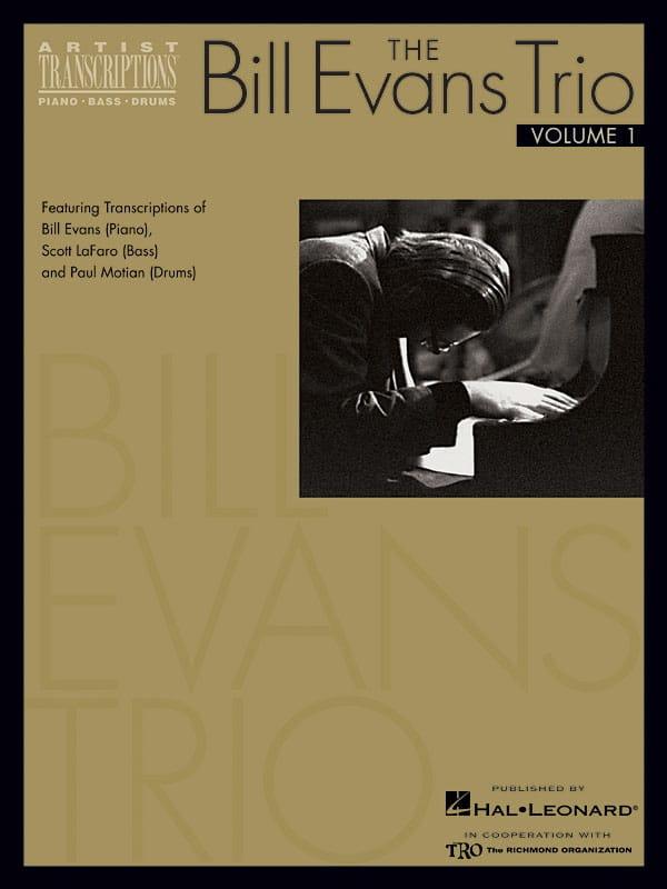 Bill Evans - The Bill Evans Trio - Volume 1 1959-1961 - Partition - di-arezzo.com