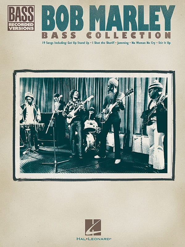 Bob Marley - Bass Collection - Partition - di-arezzo.co.uk