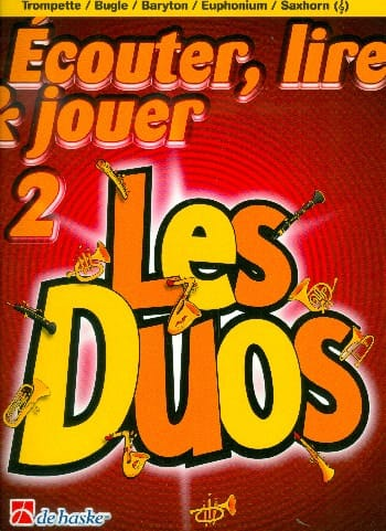 DE HASKE - Play Play and Play - The Duos Volume 2 - 2 Trumpets - Partition - di-arezzo.com