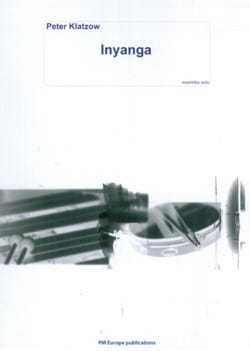 Inyanga - Peter Klatzow - Partition - Marimba - laflutedepan.com