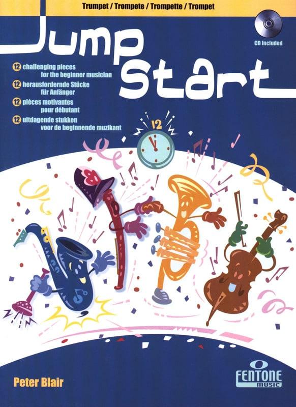 Jump Start - Peter Blair - Partition - Trompette - laflutedepan.com