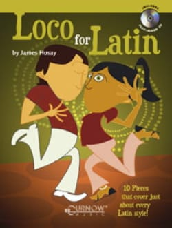 Loco For Latin - James L. Hosay - Partition - laflutedepan.com