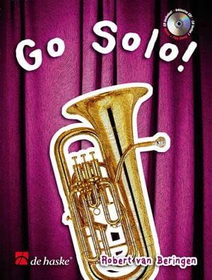 Go Solo! - Robert Van Beringen - Partition - Tuba - laflutedepan.com