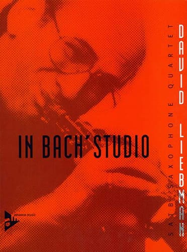 David Liebman - In Bach's Studio - Partition - di-arezzo.co.uk