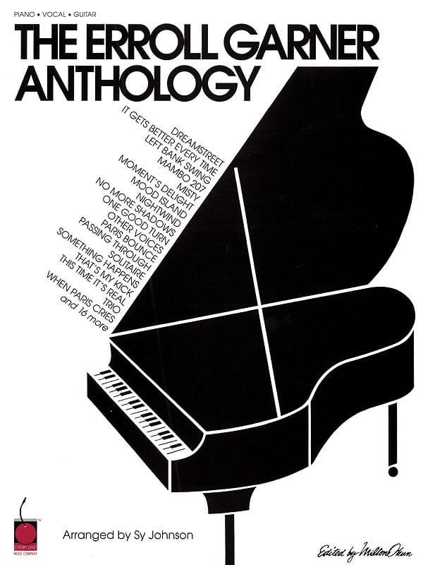 Erroll Garner - The Erroll Garner Anthology - Partition - di-arezzo.co.uk