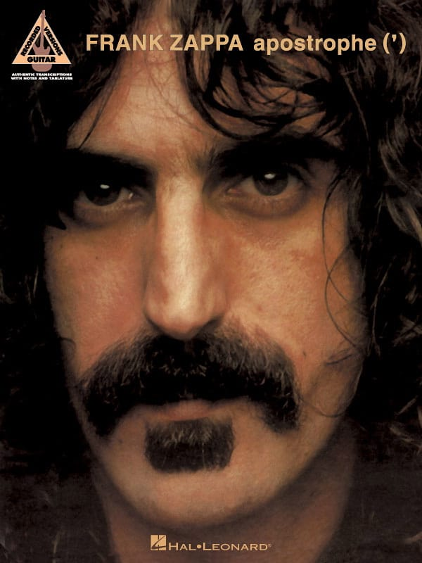 Apostrophe ' - Frank Zappa - Partition - Pop / Rock - laflutedepan.com