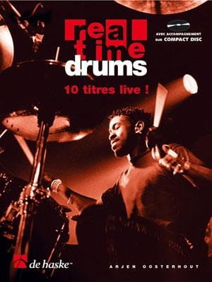 Arjen Oosterhout - Real Time Drums 1 - In Songs - Partition - di-arezzo.es