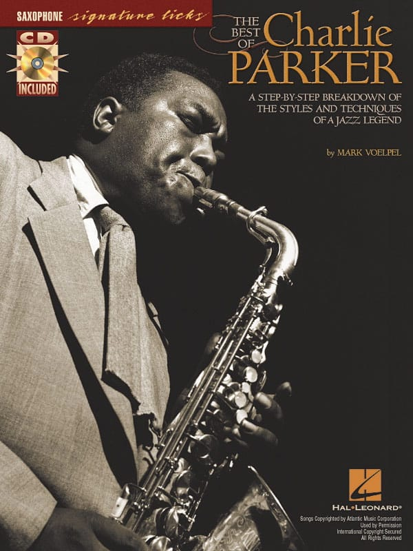 Charlie Parker - The Best Of Signature Licks - Partition - di-arezzo.fr