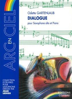 Dialogue - Odette Gartenlaub - Partition - laflutedepan.com