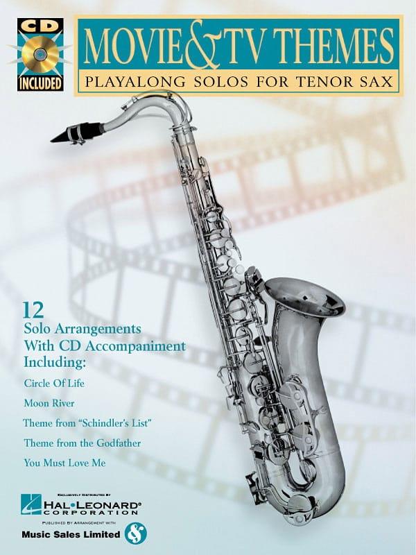 Movie & TV Themes - Partition - Saxophone - laflutedepan.com