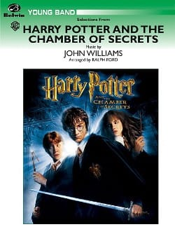 Selection From Harry Potter et la Chambre des Secrets - laflutedepan.com