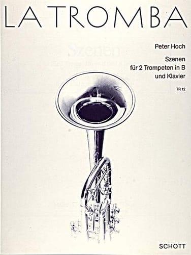 Szenen - Peter Hoch - Partition - Trompette - laflutedepan.com