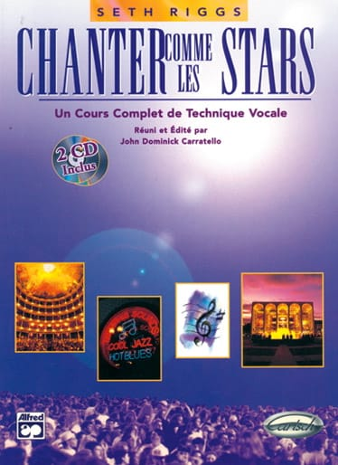 Chanter Comme les Stars - Seth Riggs - Partition - laflutedepan.com