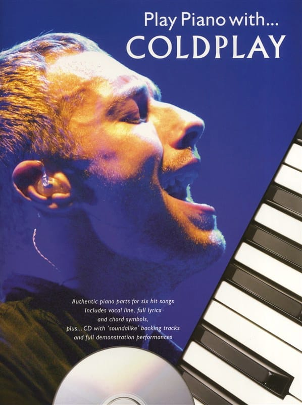 Coldplay - Suona il pianoforte con ... Coldplay - Partition - di-arezzo.it