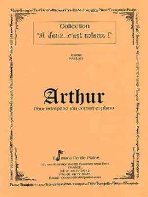 Jérôme Naulais - Artù - Partition - di-arezzo.it
