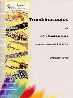 Jean-Philippe Vanbeselaere - Trombinacoulos - Partition - di-arezzo.co.uk