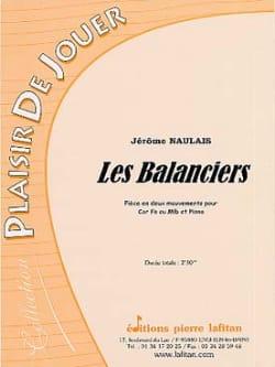 Jérôme Naulais - The Balancers - Partition - di-arezzo.co.uk