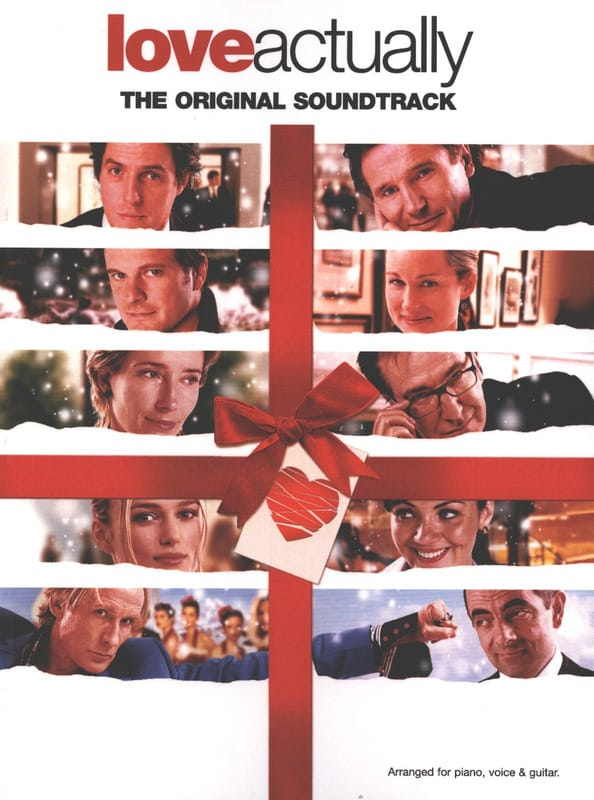 - Love Actually - The Original Soundtrack - Partition - di-arezzo.es